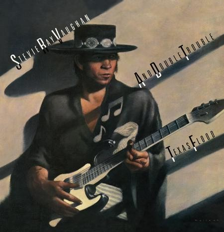 Stevie Ray Vaughan - Texas Flood (45 rpm)