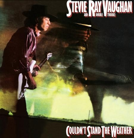 Stevie Ray Vaughan - Couldn't Stand The Weather (45 rpm)