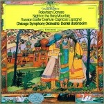 Daniel Barenboim - Polovtsian Dances, Night On The Bare Mountain, Russian Easter Overture, Capriccio Espagnol