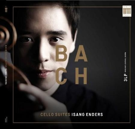 Isang Enders - Bach: Cello Suites