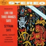 Antal Dorati - Prokofiev: Scythian Suite & Love for Three Oranges