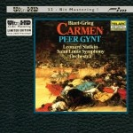 Bizet & Grieg - Carmen Suite and Peer Gynt (Limited Edition)