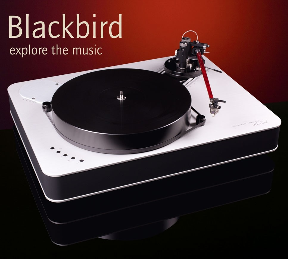 Dr Feickert Turntable - Blackbird