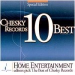 CHESKY RECORDS - 10 Best  HOME ENTERTAINMENT editors pick The Best of Chesky Records