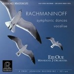 Eiji Oue - Rachmaninoff: Symphonic Dances; Vocalise