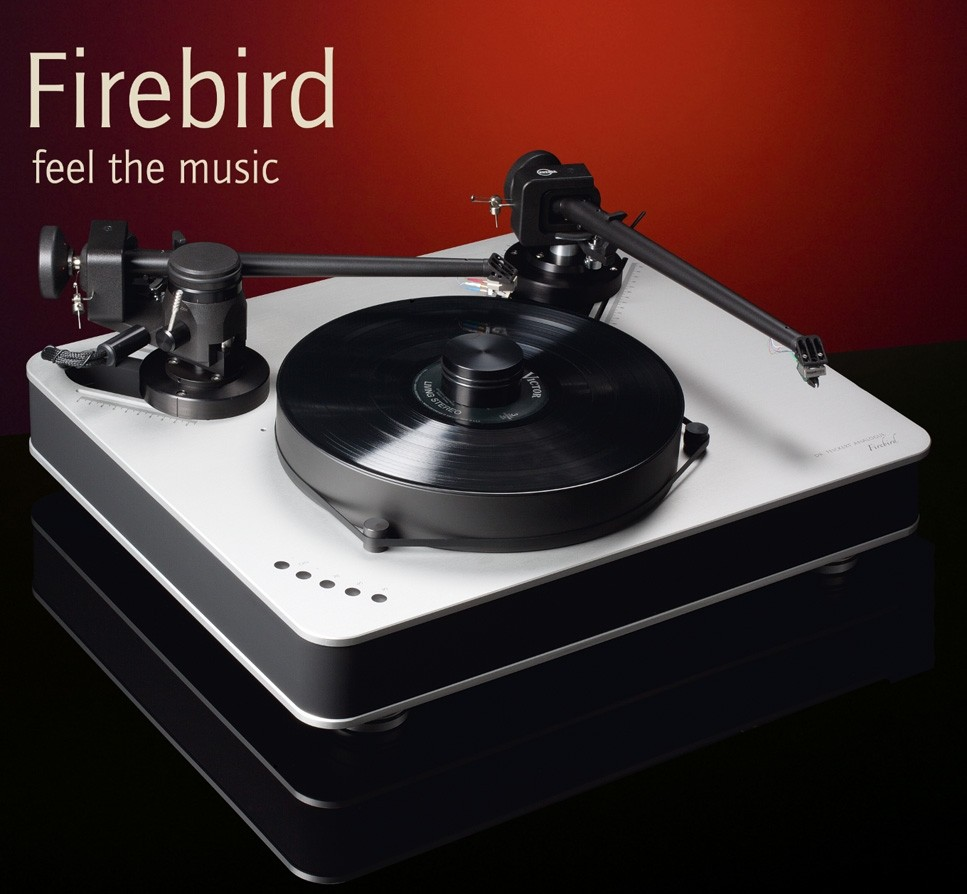 Feickert Turntable - Firebird