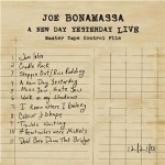 Joe Bonamassa - Live - A New Day Yesterday