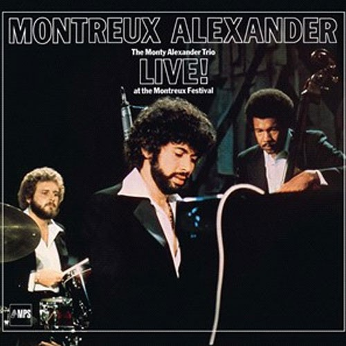 The Monty Alexander Trio - Live At The Montreux Festival