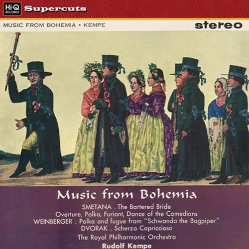 Rudolf Kempe - Music From Bohemia
