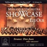 Sampler - MINNESOTA ORCHESTRA SHOWCASE  with EIJI OUE