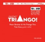 Super Triango Peter Breiner & His Triango Trio with Tina Guo (Limited Edition)