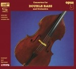 The Oskarshamn Ensemble - Concertos for Double Bass and Orchestra / Thorvald Fredin, Double Bass