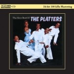 THE PLATTERS - THE VERY BEST OF THE PLATTERS