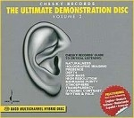 CHESKY RECORDS - The Ultimate Demonstration Disc Vol 2