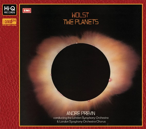 Andre Previn Holst The Planets