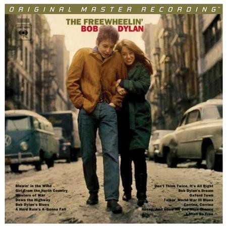 Bob Dylan - The Freewheelin' Bob Dylan (Numbered-Limited Edition)