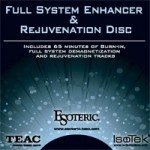 ESOTERIC TEAC ISO-TEK FULL SYSTEM ENHANCER & REJUVENATION DISC