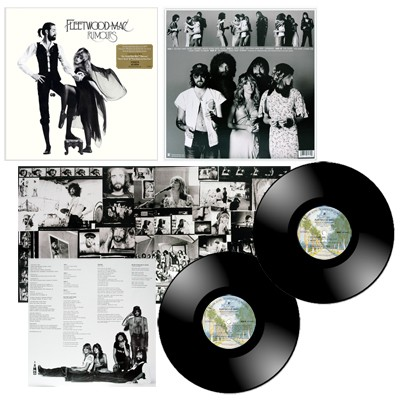 Fleetwood Mac - Rumours (45 RPM )