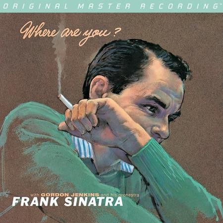 Frank Sinatra - Where Are You?  (Numbered - Limited)