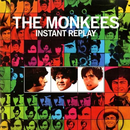 The Monkees - Instant Replay (RED VINYL)